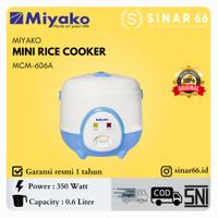 MIYAKO MINI MAGIC COM RICE COOKER 0.6L 0.6 L MCM-606A MCM 606 A