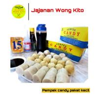 Pempek Candy Empek Empek Candy Asli Palembang Paket 180rb Kecil