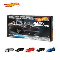 Hot Wheels Fast and Furious Premium Bundle - Mainan Mobil Balap