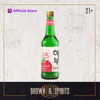 Happy Soju Strawberry Flavour