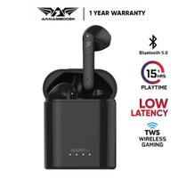 Armaggeddon Hornet 1 TWS True Gaming Wireless Earbuds Bluetooth 5.0 - HORNET 1, NO BUNDLE