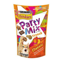 Snack - Cemilan Kucing Friskies Partymix All Varian 60gr - classic