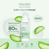 Hand Gel Aloe Hydramild Wardah Nature Daily 240ml