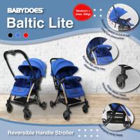 Babydoes Stroller CH-KT 2825 Baltic Lite Reversible Handle