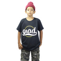 Kaos Anak Junior Grad Typo G124