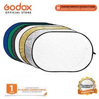 GODOX 7 IN 1 COLLAPSIBLE REFLECTOR RFT10 100X150CM / Godox RFT-10