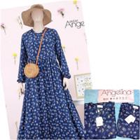 Atelier Angelina Smokeyflo Home dress Daster gamis ibu