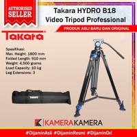 Takara HYDRO B18 Video Tripod Professional