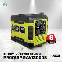 Genset Silent Inverter Bensin Proquip RAVI3000S