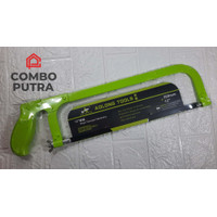 Gergaji Besi 12 Inchi Aolong Tools - Gergaji Besi HIjau Aolong