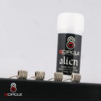 8Circle Alien Wire Single-Dual Coil