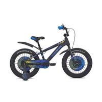 Sepeda Anak Laki BMX Pacific Umaga GX 18 Inch Resmi SNI Ban Jumbo 3.0