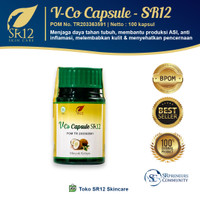 VCO 60 KAPSUL SR12 BEST SELLER..!! Imunitas, Daya Tahan & Kesehatan