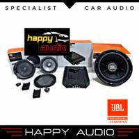 Paket Audio Mobil Full Set JBL By Harman Kardon Termurah Original