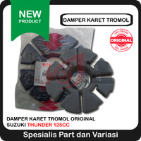 Original Damper Karet Tromol Suzuki Thunder 125cc SGP Asli