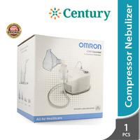 Omron Compressor Nebulizer NE-C101 / Alat Kesehatan Terapi Pernafasan