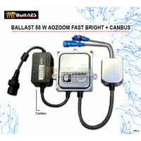 balast 55 watt aozoom fast bright + canbus