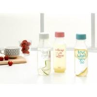 LocknLock - Botol Air Minum Milky 500ML