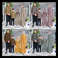 baju lebaran Rinjani Family Set by Shofiya Hijab - Baju Seragam