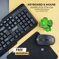 Keyboard M-Tech STK 04 + Free Mousepad