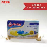 Anchor Butter Pats Salted 227 gr