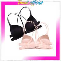 ❄ TMALL ❄ Bra Wanita Model One-Piece Bra Bralette Push Up B040