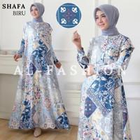 [PROMO] Baju Gamis Imah Wanita Jumbo Syari terbaru Murah Katun Tebal