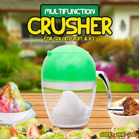 Multifunction Crusher For salad,Fruit, Es / alat serutan es