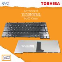Keyboard Laptop Toshiba Satellite L510 A200 A205 A300 M200 GLOSSY