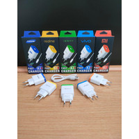 Tj-272 Travel Charger Branded 2,1A Mi6 Brand import High Quality