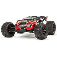 ARRMA KRATON 6S 4WD BLX 1/8TH SCALE SPEED MONSTER TRUCK (RED)