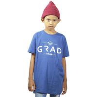 Kaos Anak Junior Grad TYPO G127