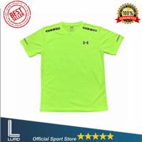 Kaos olahraga running pria lari fitness gym terbaru