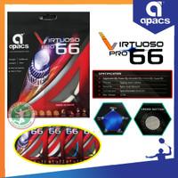 APACS VIRTUOSO PRO 66 SENAR BADMINTON ORIGINAL