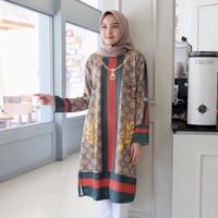 Tunik Moana bee Kultura Moda / tunik premium / atasan tunik wanita
