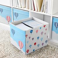 Storage Box motif Hot Air Balloon Toy Box Kotak Mainan Anak