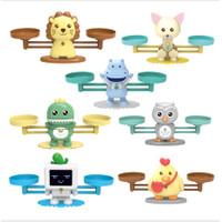 Mainan monkey balance anak,Belajar matematika monkey balance match