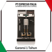 Saeco Lirika Black Automatic Coffee Machine Garansi 1 Tahun