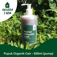 Bahan Serum Tanaman Hias Fermentasi Urine Kelinci Botol Pump 500ml