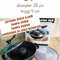 Loyang bolu / backing pan hc