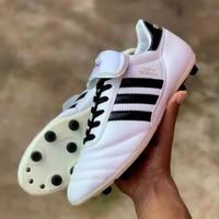( Germany ) Sepatu Bola Soccer Adidas Copa mundial white black FG