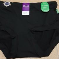 Celana Dalam Wanita Sorex 1238 khusus Hitam