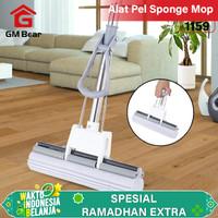 GM Bear Alat Pel Spons 1159 - Sponge Mop 28cm