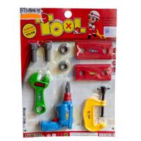 Mainan Anak Alat Tukang TOOL SET BTS 1806-15