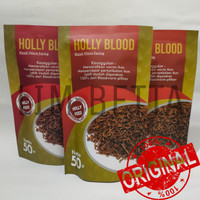HOLLY BLOOD 50 GRAM / BLOODWORM KERING / CACING BEKU / BLOODWORM