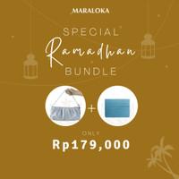 Special Bundle - Tas Gayatri Bag + Tami Card Holder Maraloka Biru
