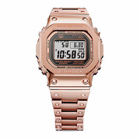 Casio G-Shock GMW-B5000GD-4DR / GShock GMW-B5000GD-4 ROSE GOLD INGOT