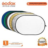 GODOX 7 IN 1 COLLAPSIBLE REFLECTOR RFT10 80X120CM / Godox RFT-10