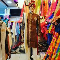 Baju India Pria Laki Laki Cowok Sherwani Koko Pakistan 004