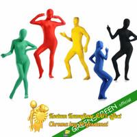 baju green screen kamuflase effect chroma key